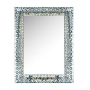 Vitale Pera Telkari Duvar Aynası Renkli